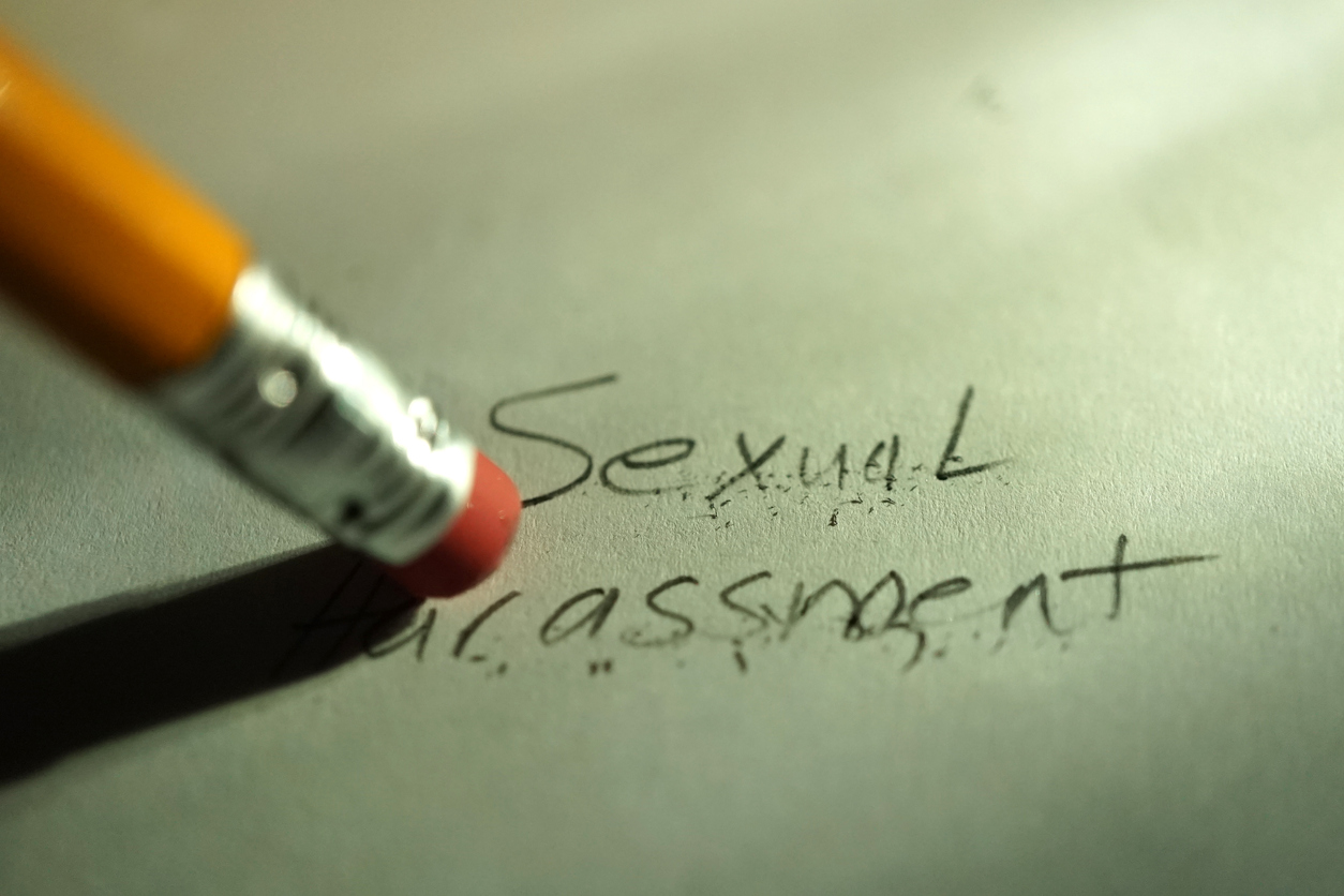 sexual harassment workplace