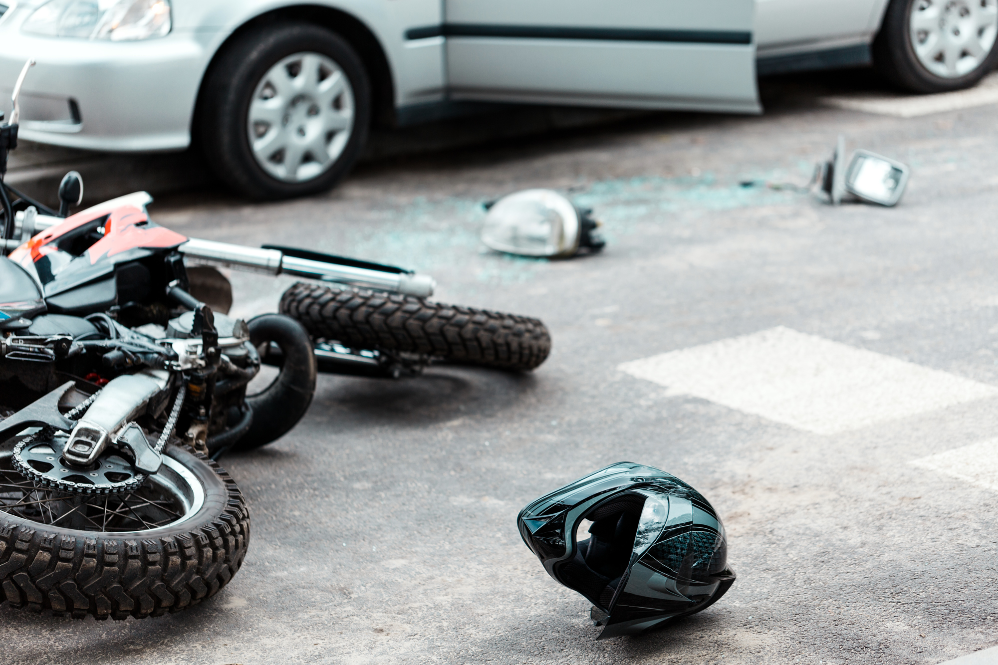 CHICAGO MOTORCYCLE ACCIDENT